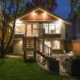 Kitsilano, Vancouver, BC, British Columbia, West 65th Build, Construction, Character Home, Rebuild, landscaping, outside, exterior, craftsman style, contemporary, backyard